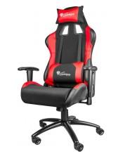 Геймърски стол Genesis - Nitro 550, черен/червен -1