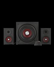 Аудио система Genesis Helium 600 - черна -1