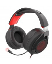 Гейминг слушалки Genesis - Radon 610, черни