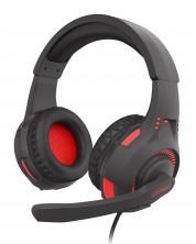 Гейминг слушалки Genesis - Radon 200, черни