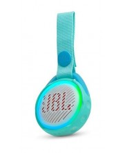 Мини детска колонка JBL - Jr pop, teal -1