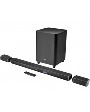 Саундбар JBL - Bar 5.1, черен