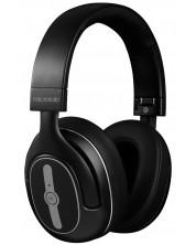Безжични слушалки с микрофон Microlab - Outlander 300, черни -1
