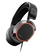 Гейминг слушалки SteelSeries - Arctis Pro, черни