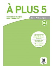 A Plus 5 Nivel B2 Guide pedagogique (en papel) -1