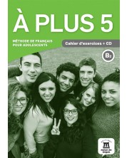 A Plus 5 Nivel B2 Cahier dexercices + CD -1