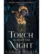 A Torch Against the Night (Ember Quartet) -1