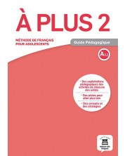 A Plus 2 Nivel A2.1 Guide pedagogique (en papel) -1