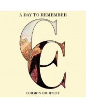 A Day To Remember - Common Courtesy (CD) -1