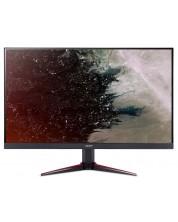 """Геймърски монитор Acer Nitro - VG240Ybmiix 23.8"""", IPS, 75Hz, FreeSync, черен -1"""
