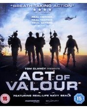 Act Of Valour (Blu-Ray) -1