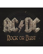 AC/DC - Rock or Bust (CD) -1