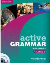 Active Grammar: Английска граматика - ниво 3 (с отговори + CD) -1
