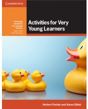 Activities for Very Young Learners Book with Online Resources -1