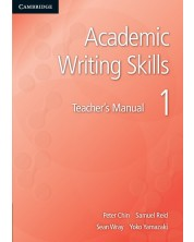 Academic Writing Skills 1 Teacher's Manual -1