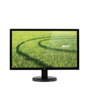 "Acer K202HQLAb, 19,5"" Wide TN LED, 5 ms, 100M:1 DCR, 200 cd/m2, 1366x768, VGA, Black -1"
