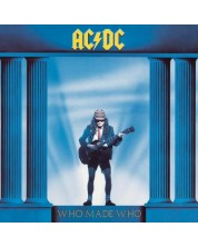 AC/DC - Who Made Who (CD) -1