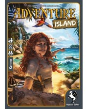 Настолна игра Adventure Island - кооперативни -1
