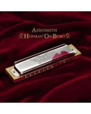 Aerosmith -  Honkin' On Bobo (CD) -1
