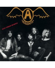 Aerosmith -  GET YOUR WINGS  (CD) -1