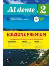 Al dente 2 A2 con Blink Learning – edizione Premium 1 DVD + 1 CD audio -1