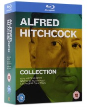 Alfred Hitchcock Collection (Blu-Ray) -1