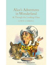 Macmillan Collector's Library: Alice's Adventures in Wonderland and Through the Looking-Glass -1