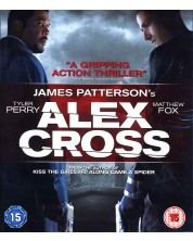 Alex Cross (Blu-Ray) -1