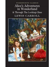 Alice's Adventures in Wonderland and Through the Looking Glass -1