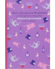Alice's Adventures in Wonderland and Through the Looking Glass Arcturus -1