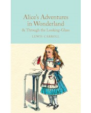 Macmillan Collector's Library: Alice's Adventures in Wonderland & Through the Looking-Glass -1