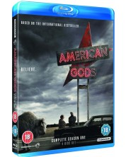 American Gods - Complete Season One (Blu-Ray) -1