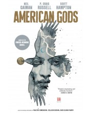 American Gods: Shadows (Adapted in comic book form) -1
