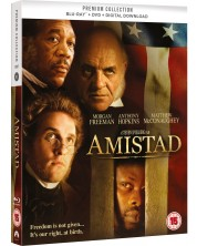 Amistad, Premium Triple Play (Blu-Ray) -1