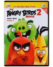 Angry Birds: Филмът 2 (DVD) -1