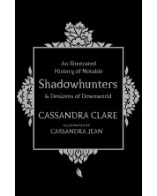 An Illustrated History of Notable Shadowhunters and Denizens of Downworld -1