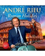 André Rieu - Roman Holiday (CD + DVD)