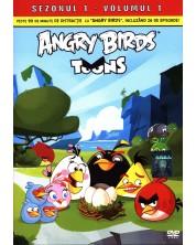 Angry Birds Toons - Сезон 1 - част 1 (DVD) -1