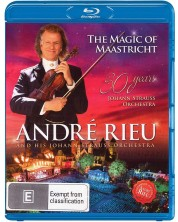 The Magic Of Maastricht - 30 Years Of The Johann Strauss Orchestra (Blu-Ray) -1