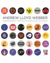 Andrew Lloyd Webber - Unmasked: The Platinum Collection (2CD) -1