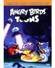 Angry Birds Toons - Сезон 3 - част 2 (DVD)