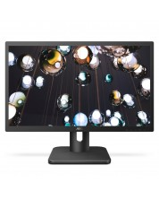 "Монитор AOC 22E1D - 21.5"" Wide TN LED, 2 ms, FlickerFree -1"