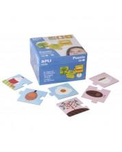 Образователен пъзел APLI Kids - Произходът на храната -1