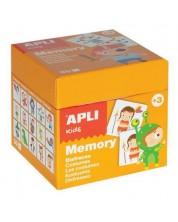 Мемори игра APLI Kids - Костюми
