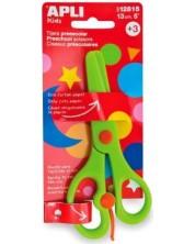 Пластмасова ножичка Apli за детската градина