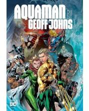 Aquaman by Geoff Johns Omnibus -1