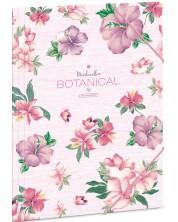 Папка с ластик Ars Una Botanic Mallow - А4 -1