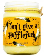 Ароматна свещ - I don't give a Hufflefuck, 212 ml