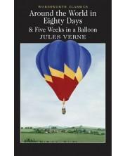 Around the World in 80 Days & Five Weeks in a Balloon
