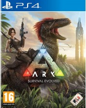 ARK: Survival Evolved (PS4) -1